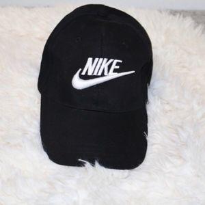 Black Unisex Nike Hat